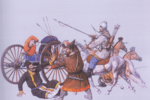 從出土文物說先秦甲胄:你們西周高富帥,就穿這個水平盔甲?