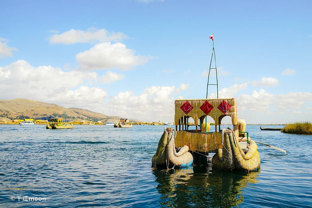 印加圣湖上的古老民族,以浮岛为家,据说祖先的血是黑色的。