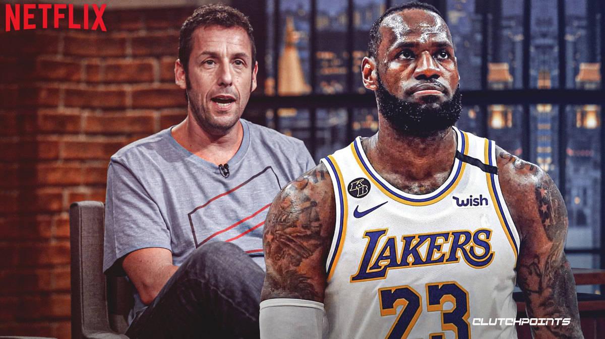 詹姆斯将制作篮球主题电影 亚当-桑德勒担任主演