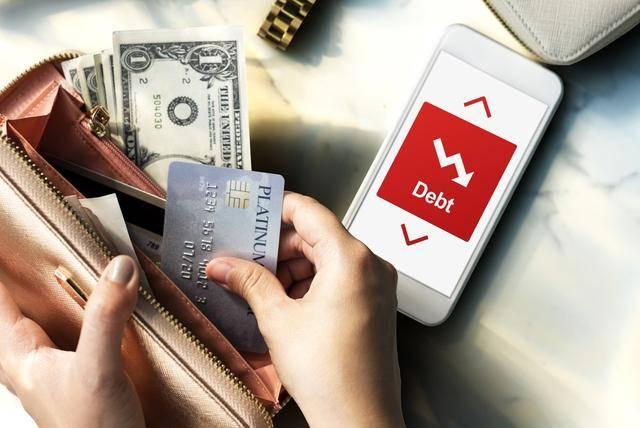 信用卡代还APP,信用卡欠款5万的自救方法! 网赚项目 第1张