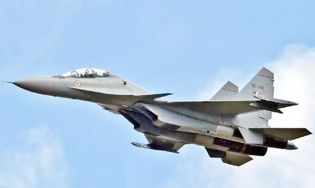 号称最强战轰机!印度再购苏
