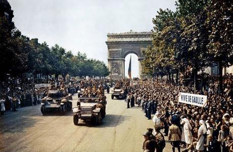 二战后期, 法国收复本土后还有没有继续对轴心国作战?_中欧新闻_欧洲中文网