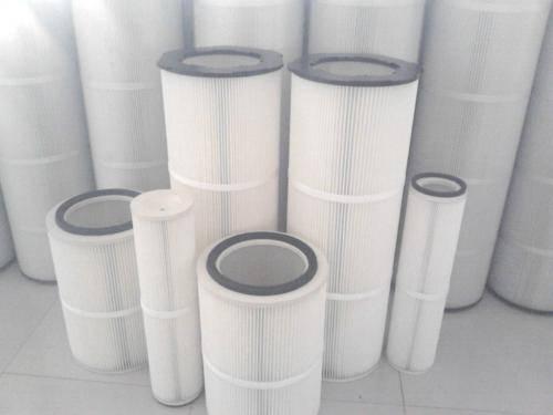 滤筒除尘器的滤筒安装方式图解大全