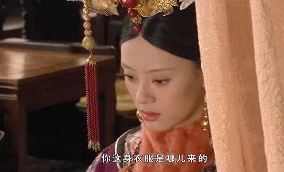 原创             甄嬛传:甄嬛到死不知,原来果郡王送她的手串暗藏麝香?
