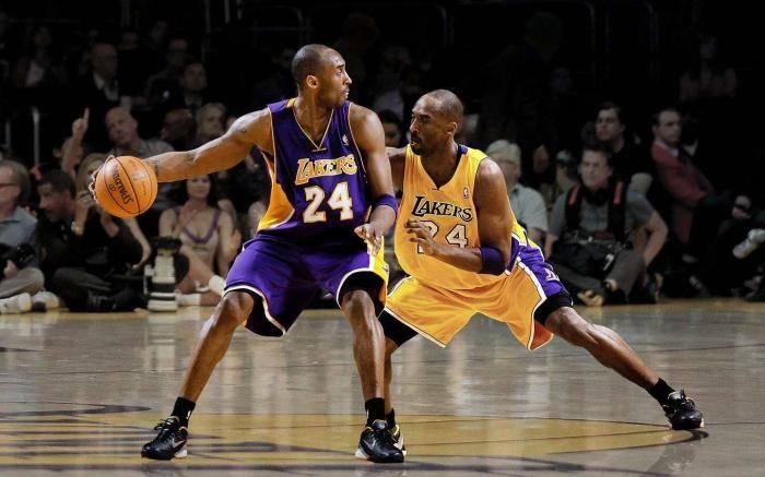 33643分!Kobe生涯總得分熱圖誕生,周邊全是紫色,C位數字太催淚!-黑特籃球-NBA新聞影音圖片分享社區