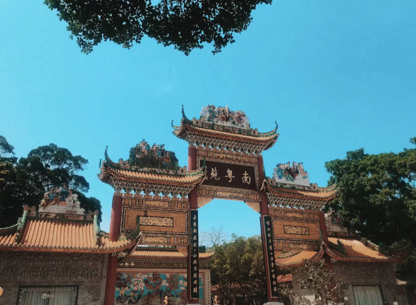广州这一园林公园,人少景美,最小众皇家风格岭南园林