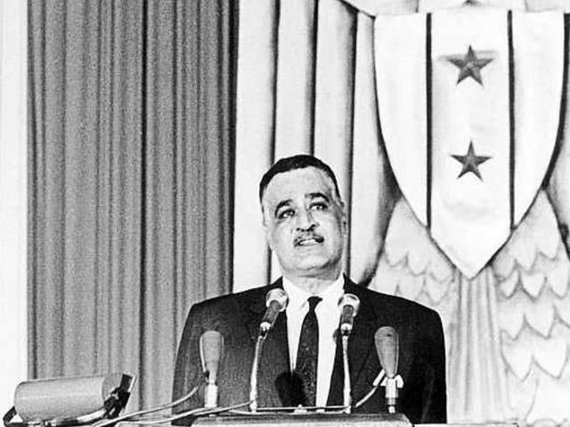 以色列5小时消灭强大的埃及空军:1967年5月22日中东六日战争爆发