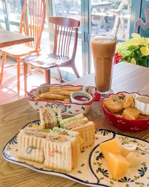 浪漫小南法!隐藏市区角落的唯美咖啡屋,浪漫欧风小花园,乡村风建筑小屋