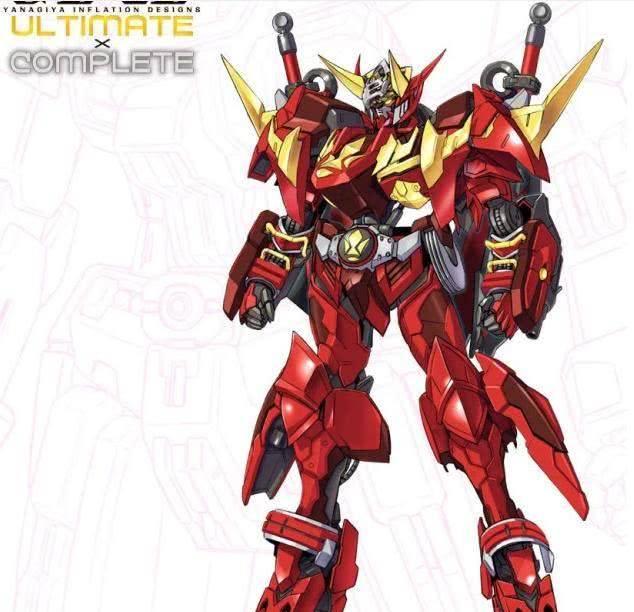 平成假面骑士高达机器人版,你最喜欢哪一个?_形态