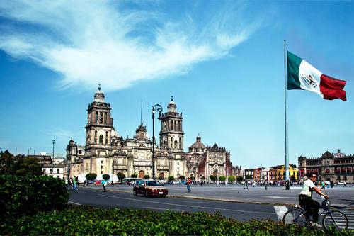 墨西哥gdp_墨西哥财政部:预计2021年GDP增长1.5%-3.5%._7x24小时财经新闻_...