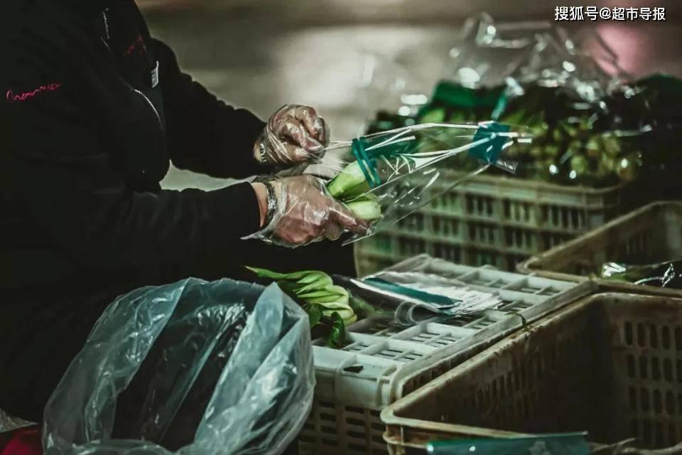 北京推动清洁蔬菜上市,生鲜规模