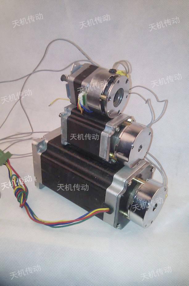 伺服电机刹车器与工业机械人机械臂制动器搭配