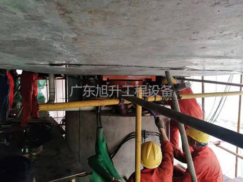 主要创新点在于:该工法运用液压同步技术结合桥梁顶升施工技术特点图片