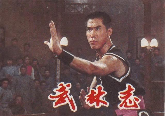 1983年,李连杰师叔一部功夫片:春晚打广告,央视至今还会重播