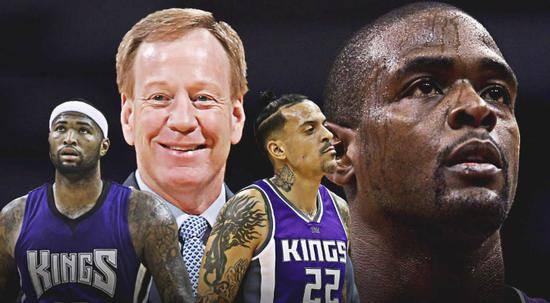 NBA迎来反种族歧视浪潮 国王解说为不当言行埋单