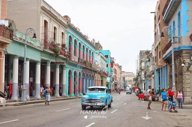 哈瓦那老城,历史韵味和网红文艺相融,原来你是这样的古巴