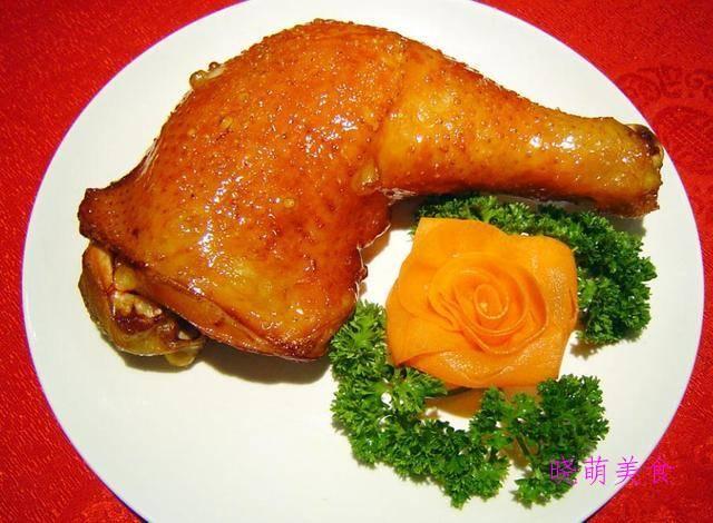 备用■蒜香烤鸡腿、烤羊肉串、烤排骨、脆皮烧肉、香烤鳗鱼的做法,