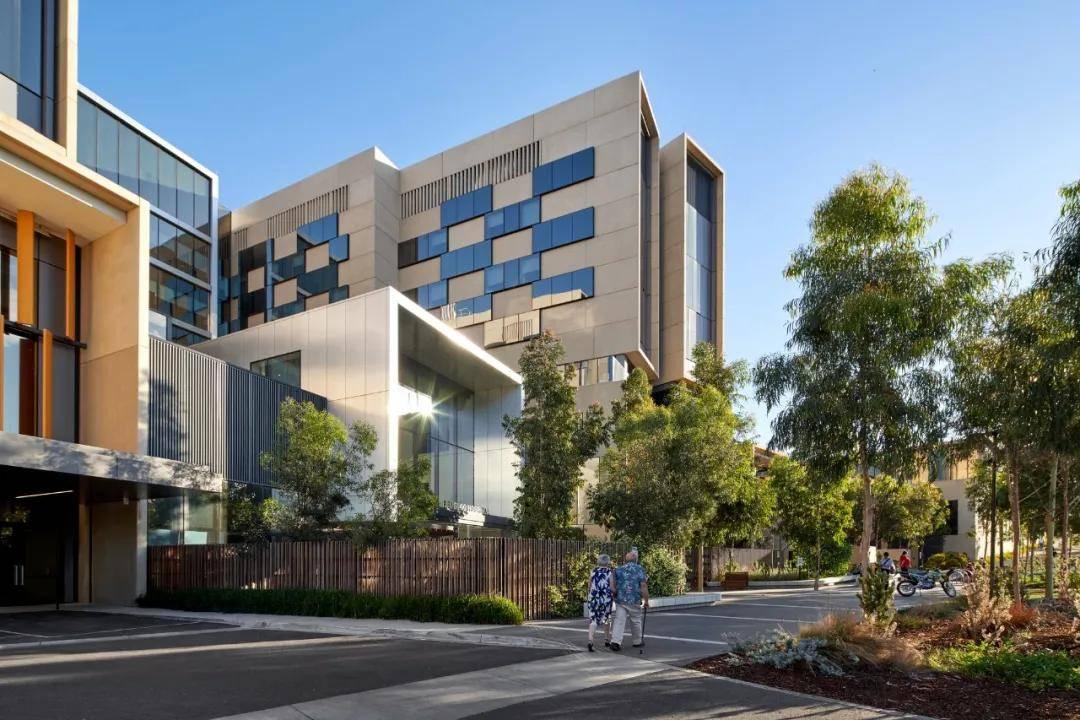 澳大利亚最大的地区医院,世界级的医疗设施,
