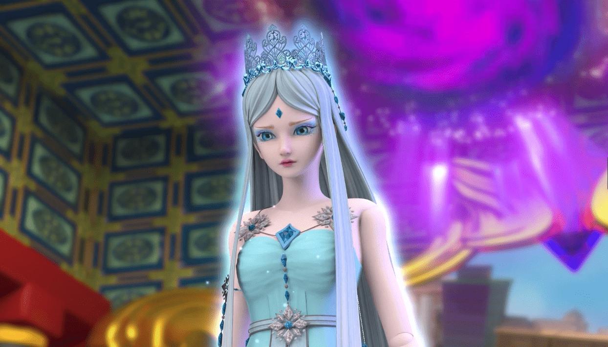 叶罗丽:冰公主为何针对王默?水王子并非主要原因,而是官方有意_局面