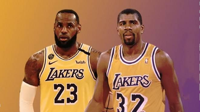 美媒评10大NBA球星镜像!