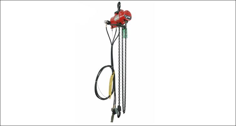 专业生产以气动马达为动力装置的气动葫芦,气动绞车,气动搅拌机等机械图片