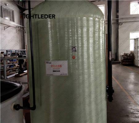 造纸厂锅炉软化水设备结构介绍 吉林造纸