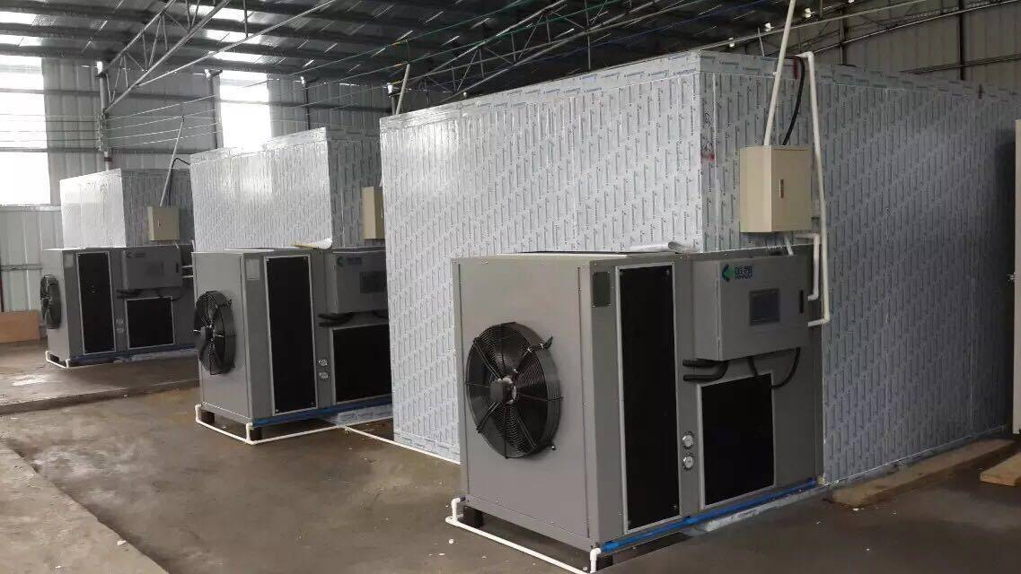 橡胶干燥设备的智能温度控制