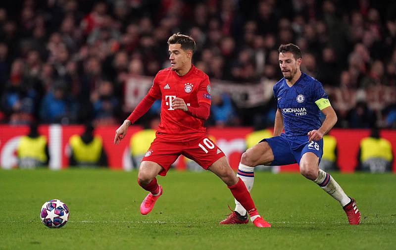 库蒂尼奥为期一年的租借合同即将到期,巴西人将离开拜仁慕尼黑并再次回到巴塞罗那