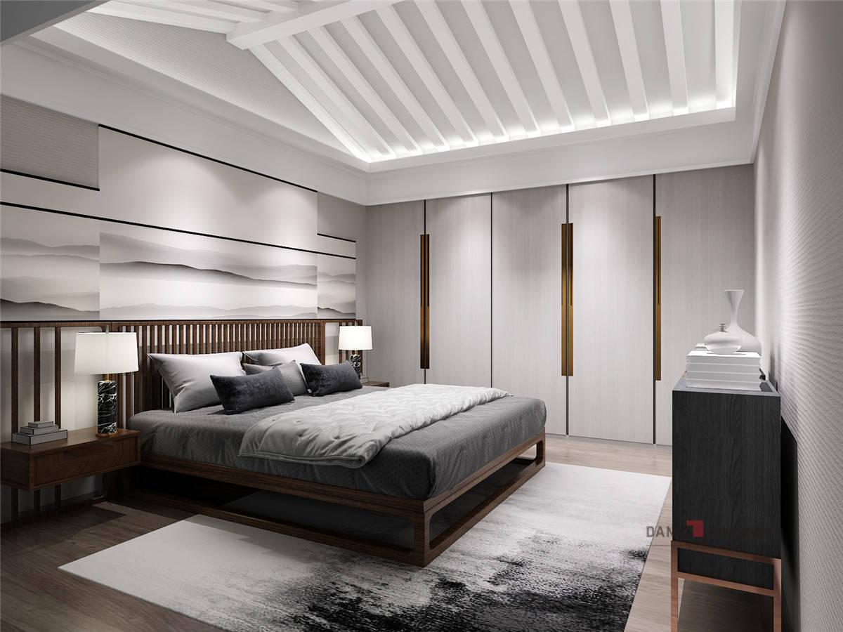 2020装修流行风格之现代风,现代简约别墅设计效果图赏析!