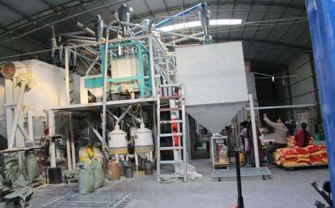 玉米加工设备保证质量 接受全风运输的自
