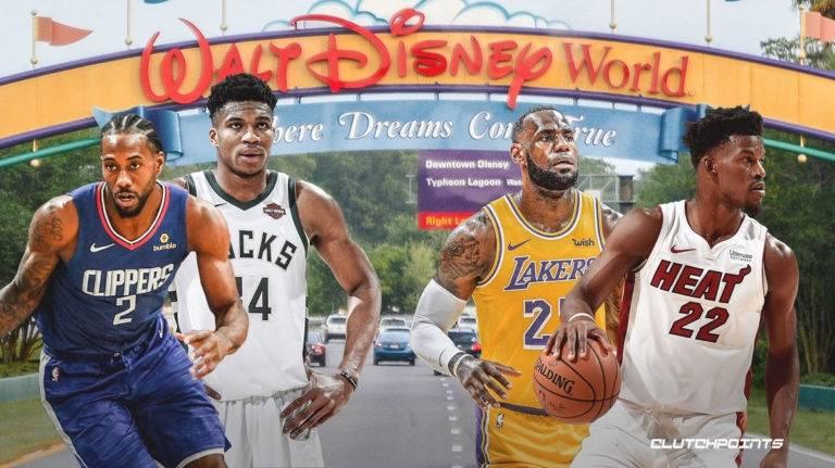 黑白直播:NBA复赛又遇新阻碍复赛地所处的奥兰多疫情升温