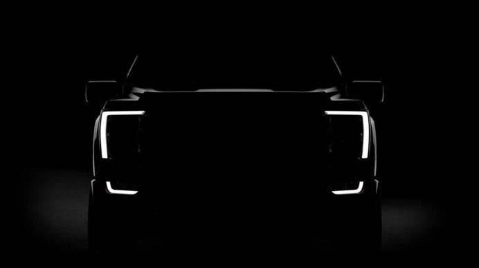 造型更霸气。新的福特F-150预览版发布