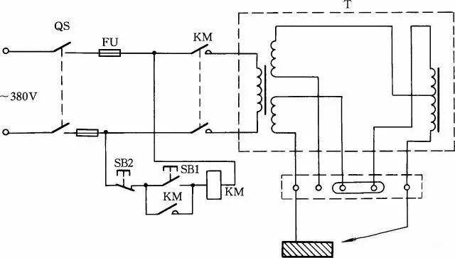 各类电气控制接线图,非常全面!