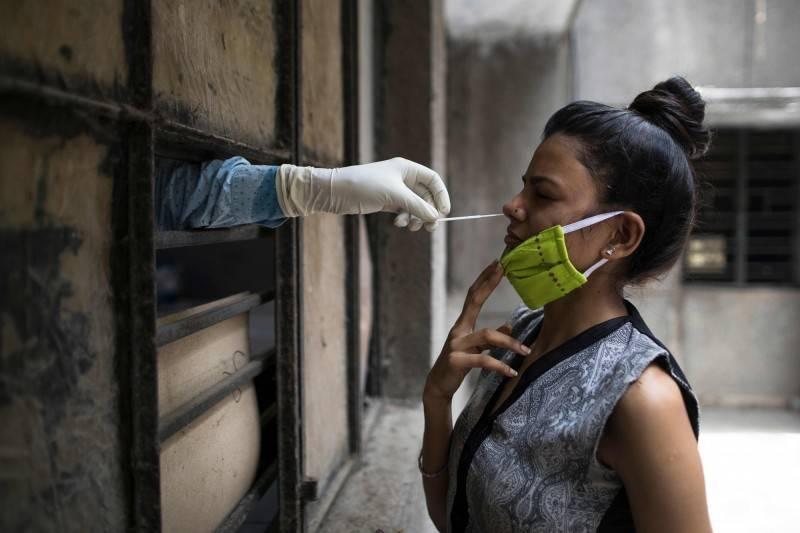 原创             第二波来袭!全球确诊870万 单日新增18万创纪录 巴西破百万