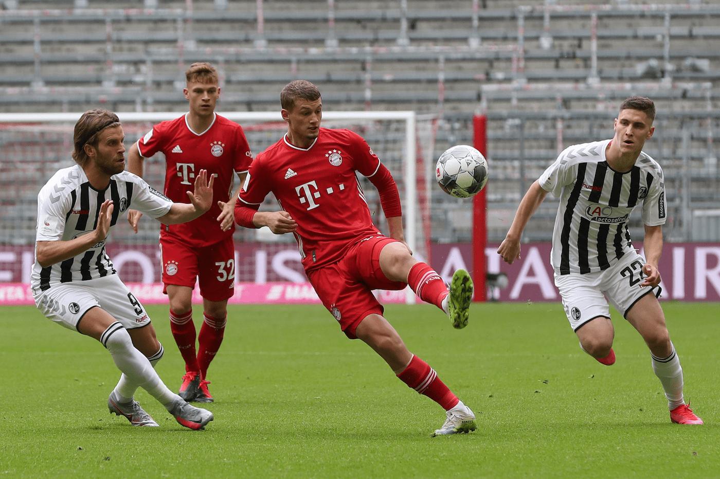 「德甲联赛」3比1挫美因茨 拜仁慕尼黑创连赢记录