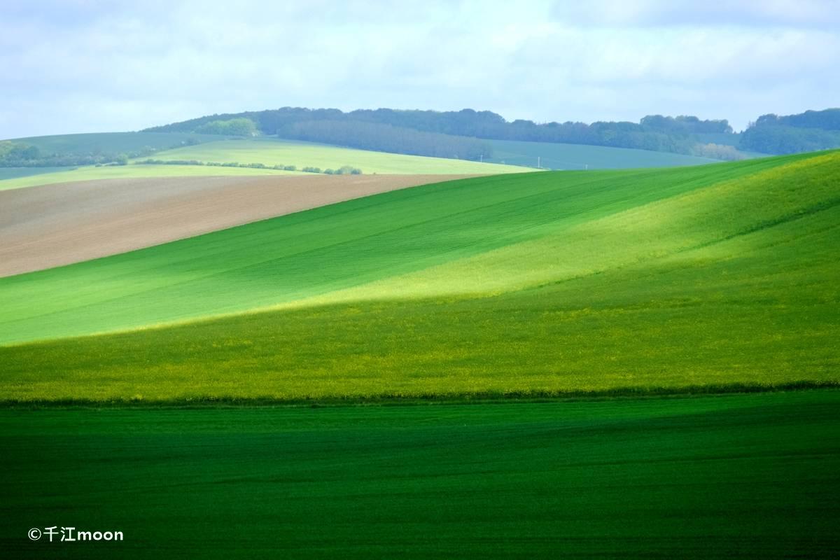 32张照片告诉你法国乡下的春天有多美!