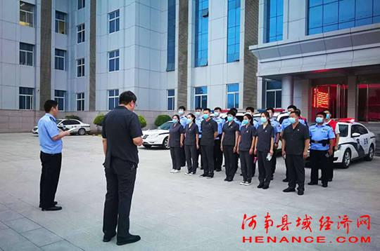 焦作马村区法院邀请申请执行人参与执行活动