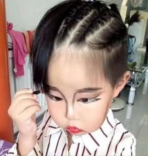4岁女孩自学化妆,12岁买130万宝马为自己庆生:原来兴趣是关键
