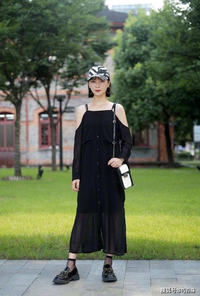 一周都穿连衣裙也不会枯燥,风格不同魅力不同,每天都是新feel