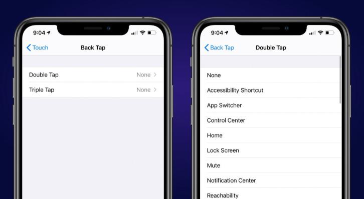 【iOS 14 新功能:用户可以敲击 iPhone 背面实现不同操作】