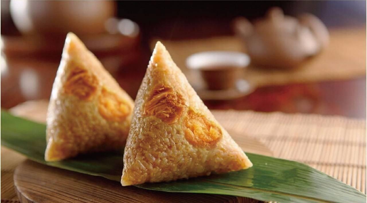 华南粽派由于其地形辽阔,形成了广西枕头粽,狗头粽,广东咸肉粽,海南图片