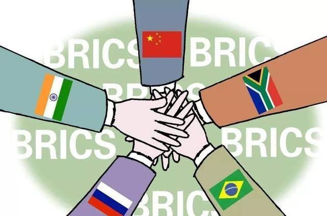 2020年中国经济总量,人均GDP都或将是金砖五国中最高的