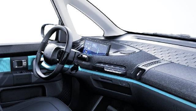 宝骏E300 给出未来之车答案,花6.48万相当拉风