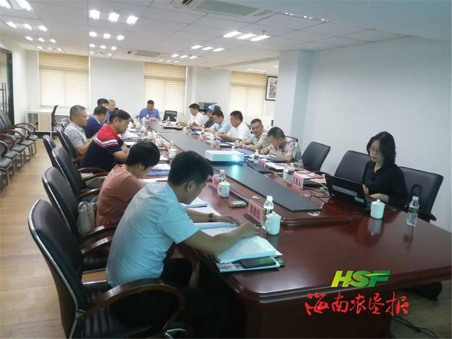海南莲花山氡泉森林养生文化景区总体规划通过专家评审
