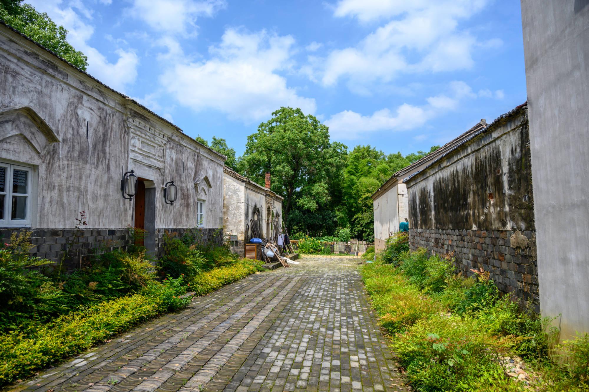 """原创             南京被忽略的美丽乡村,藏在""""国际慢城""""中,景色宛若世外桃源"""