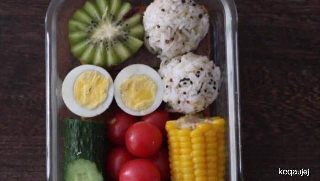 原创健身大神分享减脂餐和不能吃的4种食物,了解它们瘦的更快,安排
