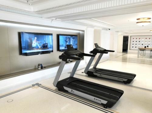 舒华X6i豪华智能跑步机入驻华为全球最大旗舰店 国内新闻 第2张