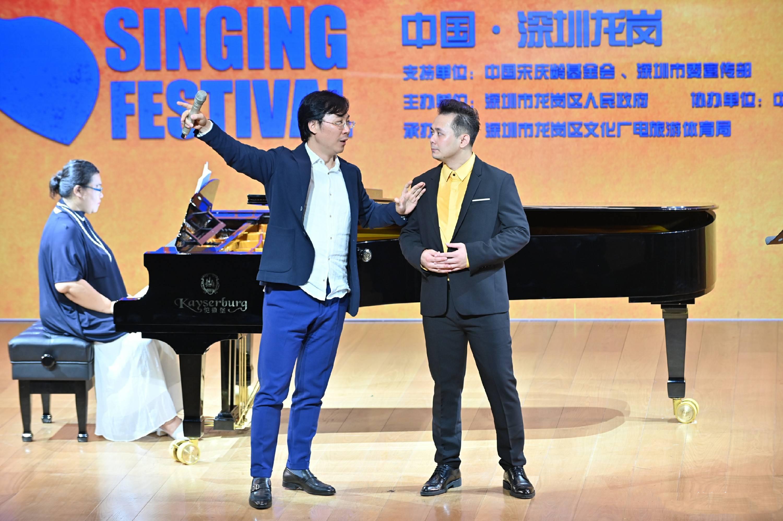 """雷佳发布""""中国声乐人才培养计划·大师公开课""""系列公益课程"""