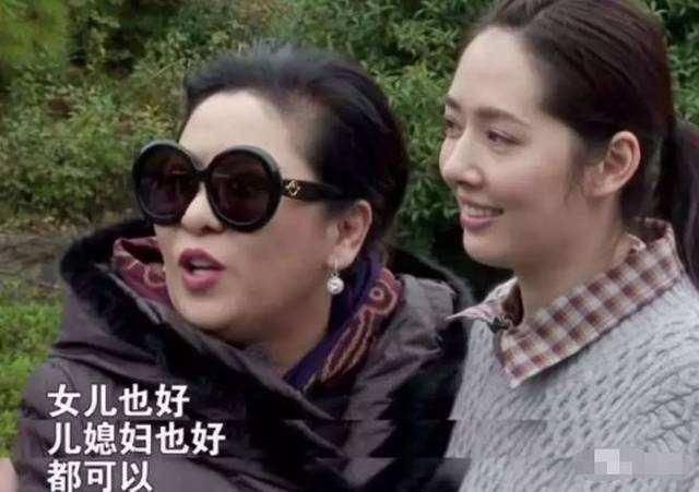 向太@她到底是在乎郭碧婷还是在意外界眼光?向太再一次为郭碧婷澄清