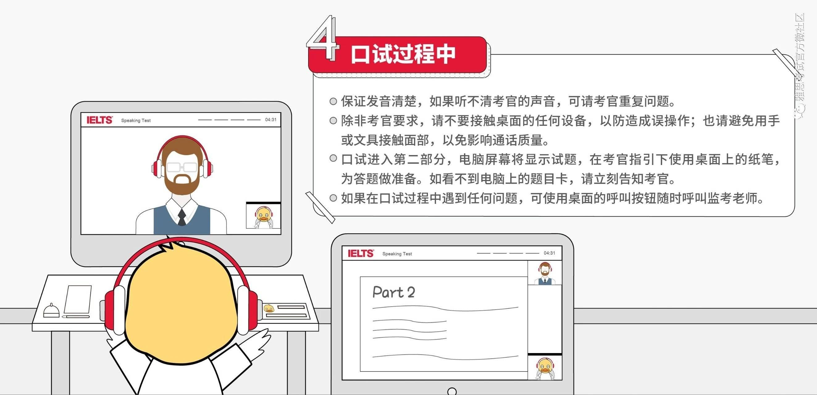 最新|雅思官方推出视频通话口语考试怎么考,这些重点要关注!